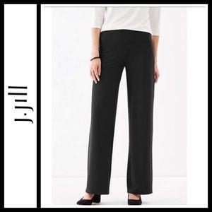 J. Jill Wearever Smooth-Fit full-leg pants